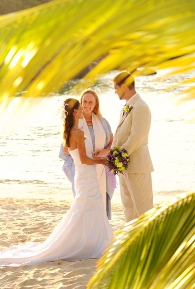 Destination St John wedding