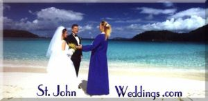 Weddings on St John