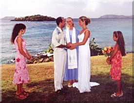 St. John residents renewing their wedding vows
