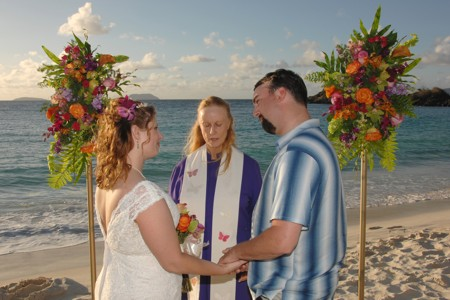 Testimonials for St. John Weddings