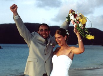 Stress-free Wedding in the US Virgin Islands