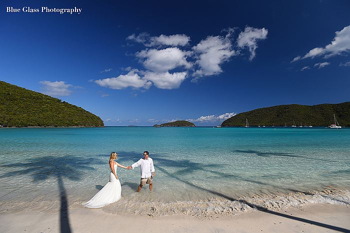 Caribbean Destination Beach Wedding