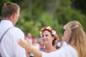 Wedding on St John