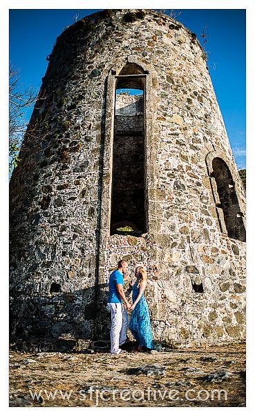 >ocation Annaberg Ruins St John