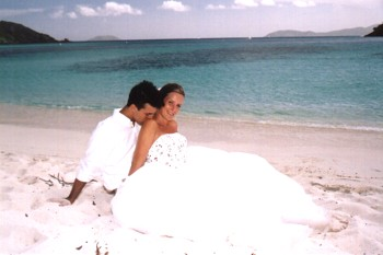 Locations for beach weddings