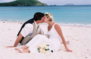 Personalized Caribbean Wedding
