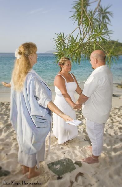 Virgin Islands Wedding License Information