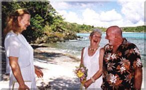 Vow Renewal on St John
