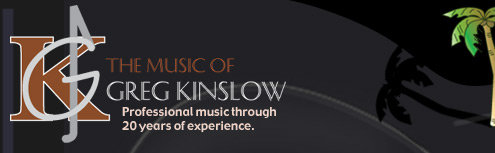 Music by Greg Kinslow