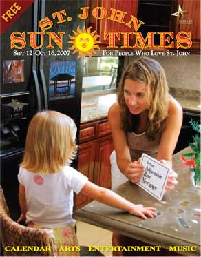 Sun Times Cover