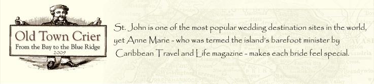 Town Crier on Anne Marie