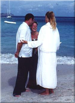 Cinnamon Bay Wedding