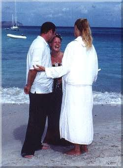 Cinnamon Bay Wedding