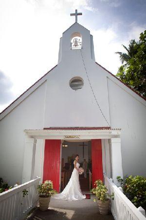 Chapel locations for a St. John VI Wedding