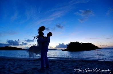 Eloping to the Caribbean