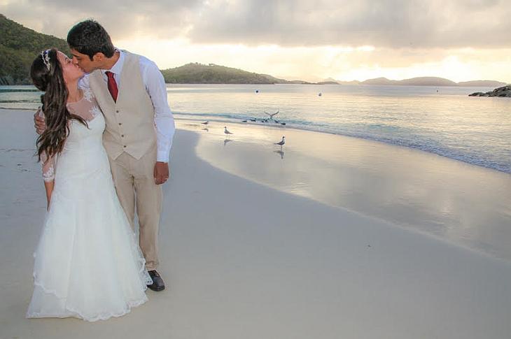 Information on USVI Weddings