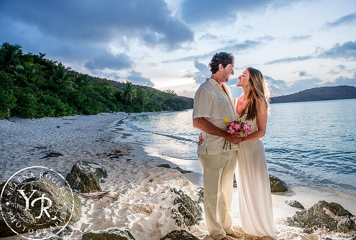 Information on getting married in the USVI
