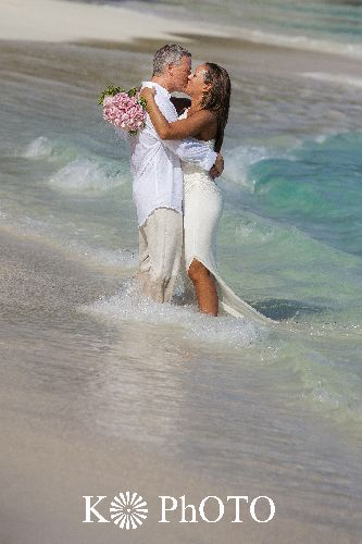 National Park Beach Wedding