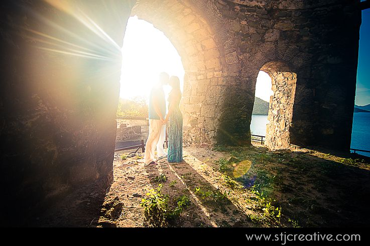 Ruins Location for wedding