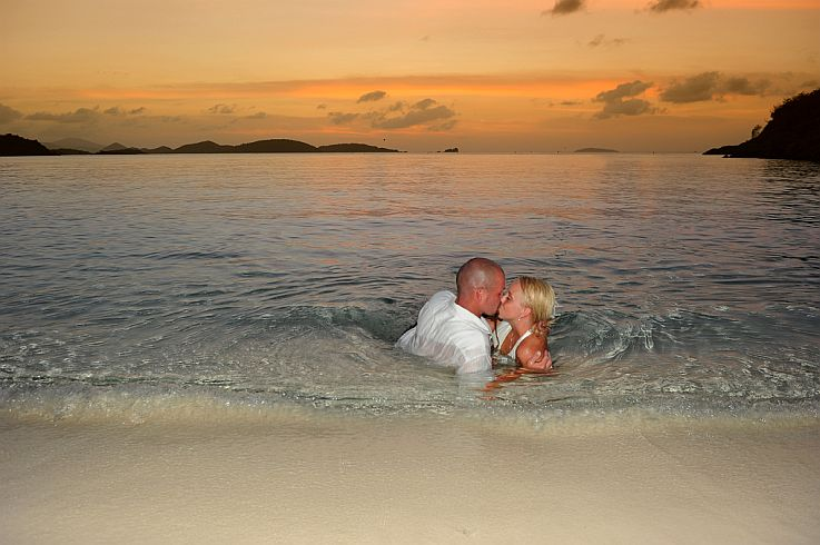 Romance at your Beach Wedding