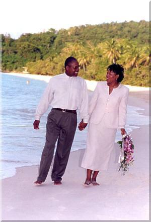 locations wedding Trunk Bay