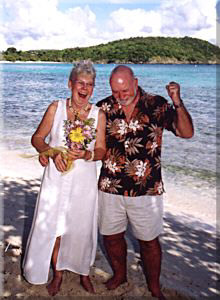 Bill and Annie Wedding Vow Renewal