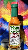 Moko Jumbie Hot Sauce