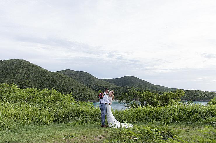 Wedding on Peace Hill